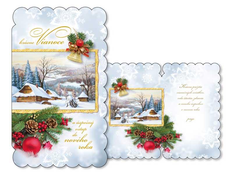 sK Blahoželanie novoročné, PF V24-284 T PRANI_T_914