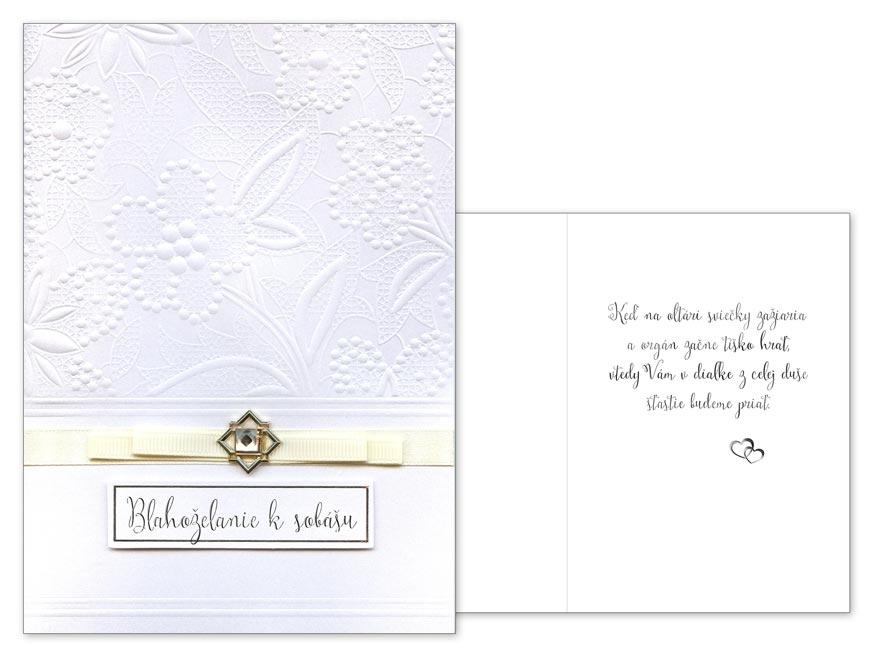 sK Blahoželanie svadobné  CN-434 PRANI_W_C0307