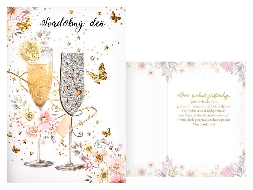 sK Blahoželanie svadobné CN-663 PRANI_W_C0333