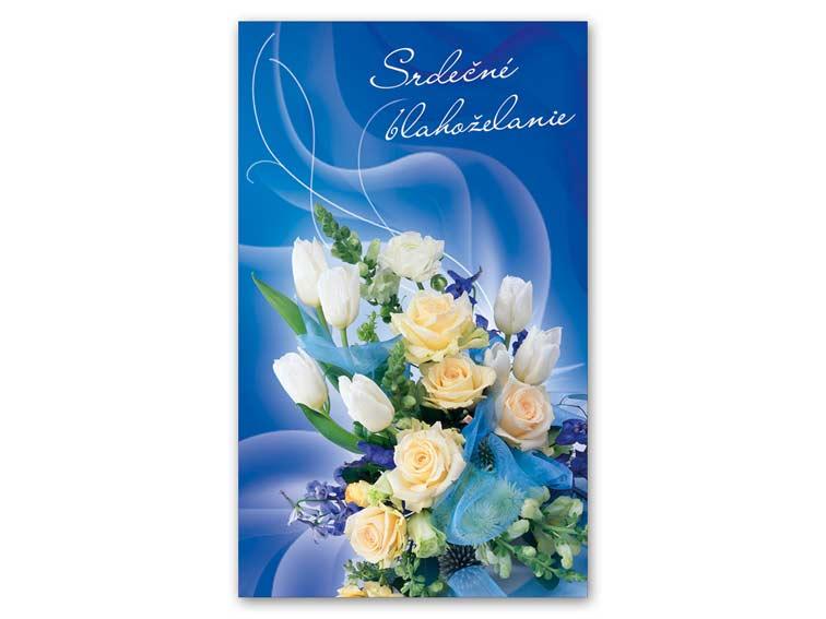 SK Blahoželanie srdečné malé 18-137 Z